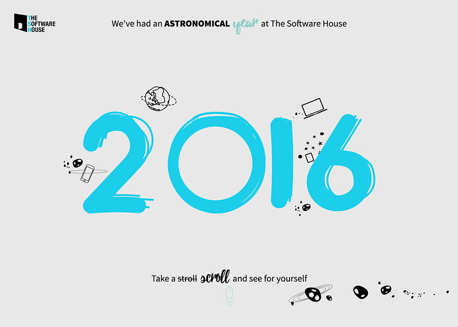 2016 Year in Review at TSH.io