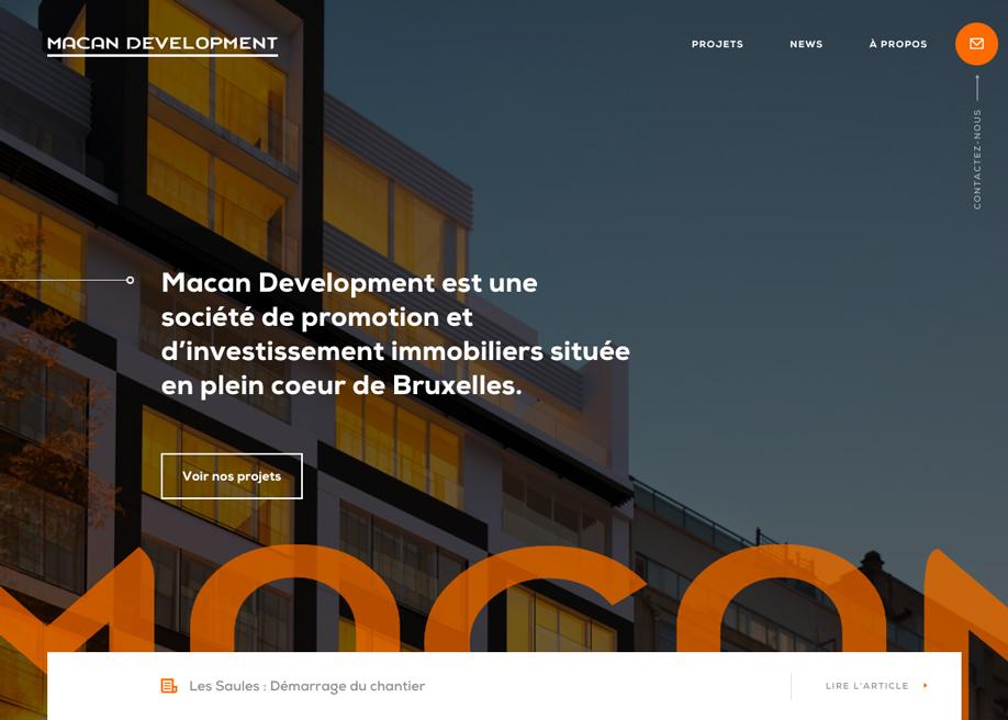 Macan Development