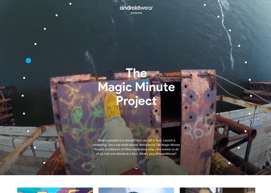 Magic Minute