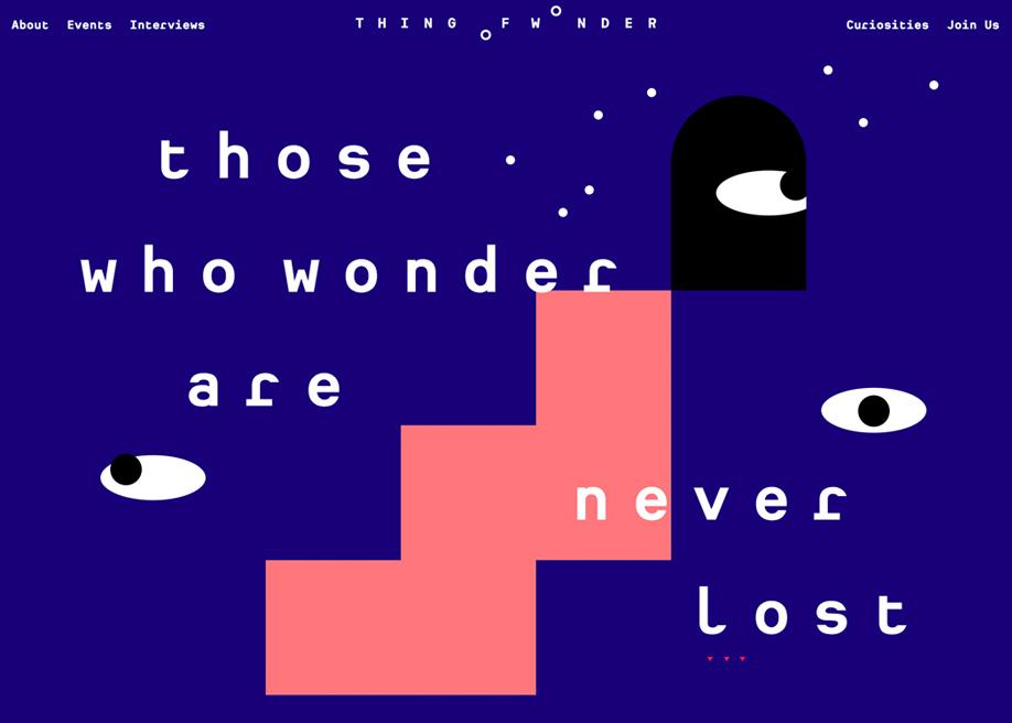 Thing of Wonder