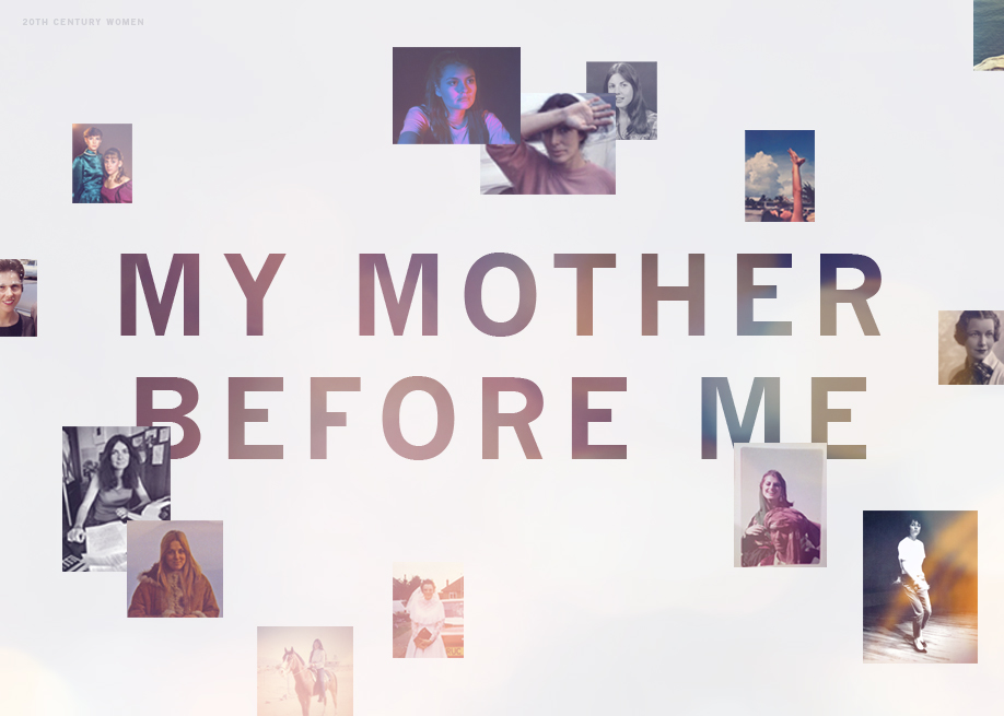 My Mother Before Me