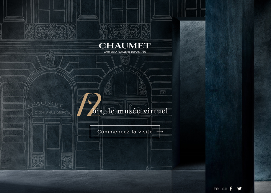 12bis, Chaumet virtual museum