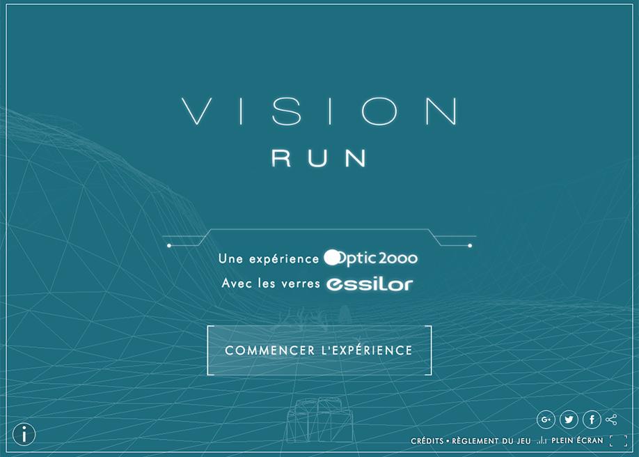 Vision Run Essilor