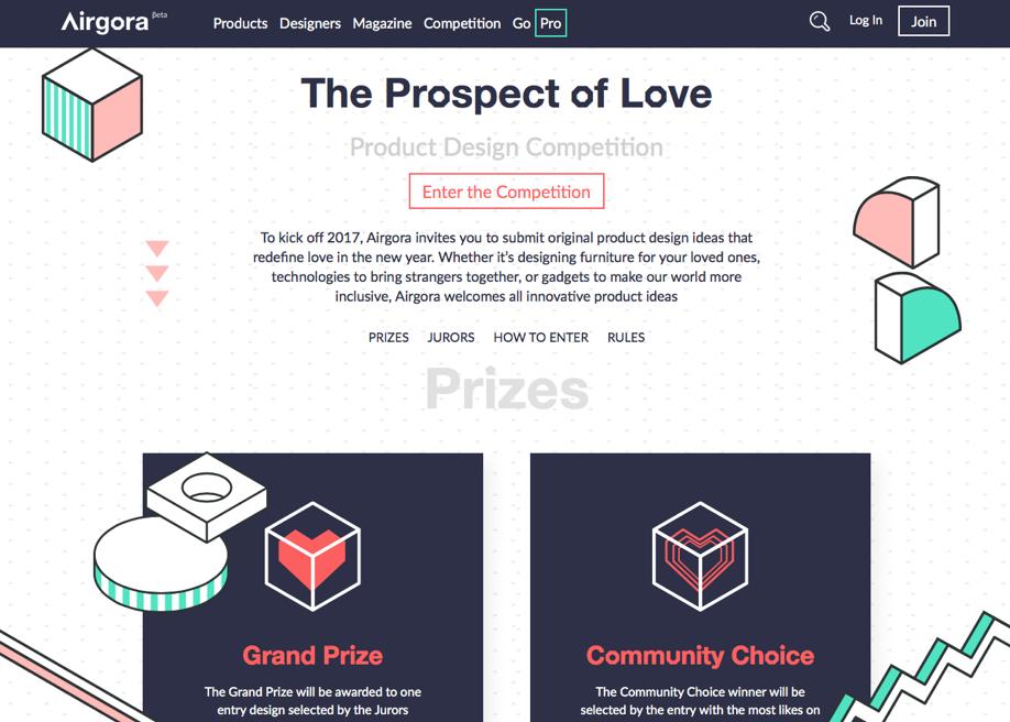 Airgora Product Design Contest
