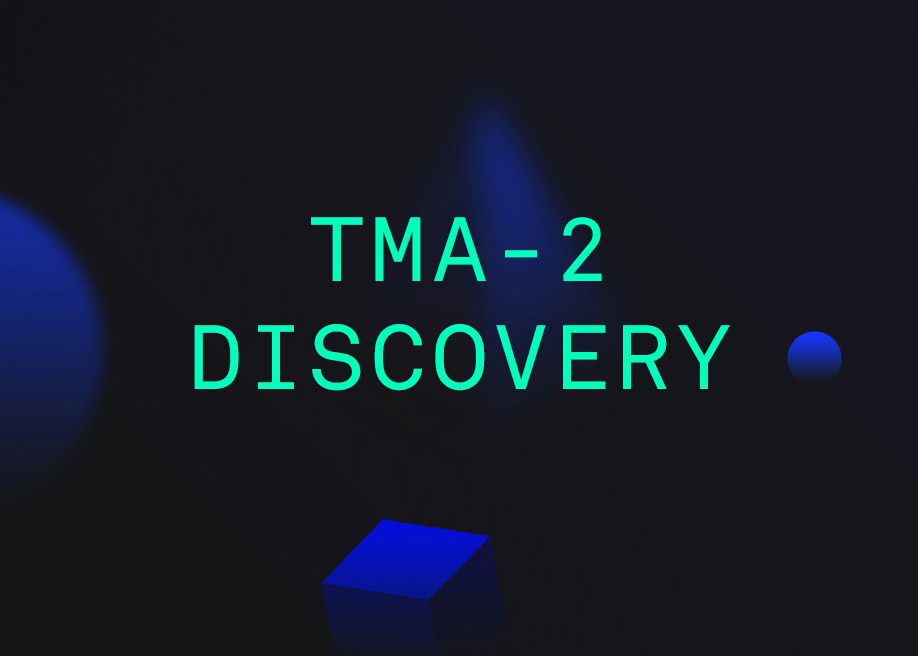 TMA-2 Discovery