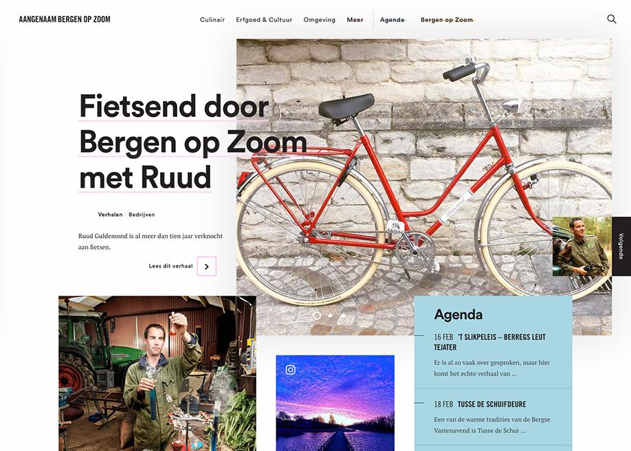 Aangenaam Bergen op Zoom