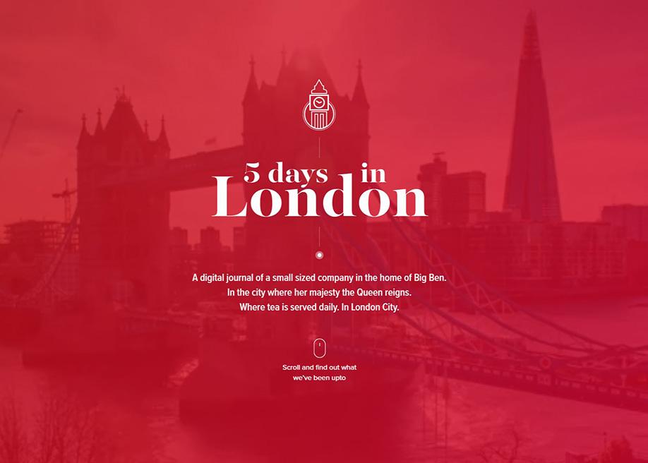 Webatvantage goes London.