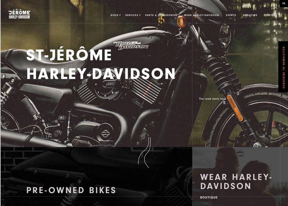 St-Jerome Harley-davidson