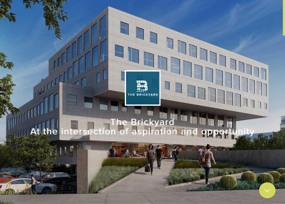 The Brickyard | Tishman Speyer