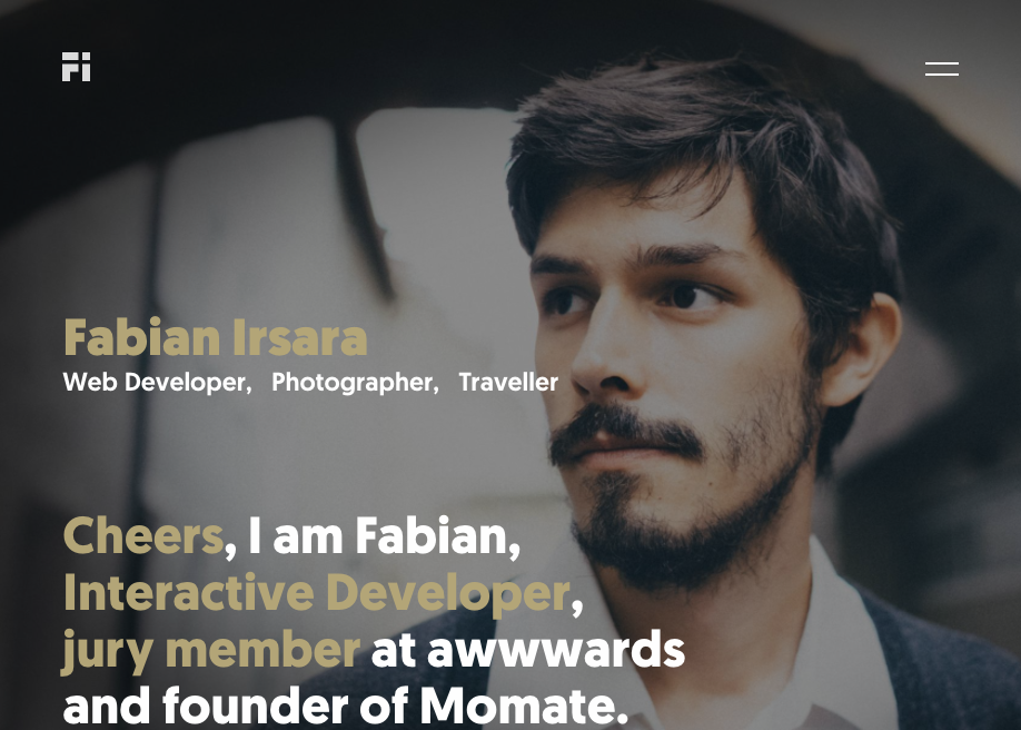 Fabian Irsara | Web Developer