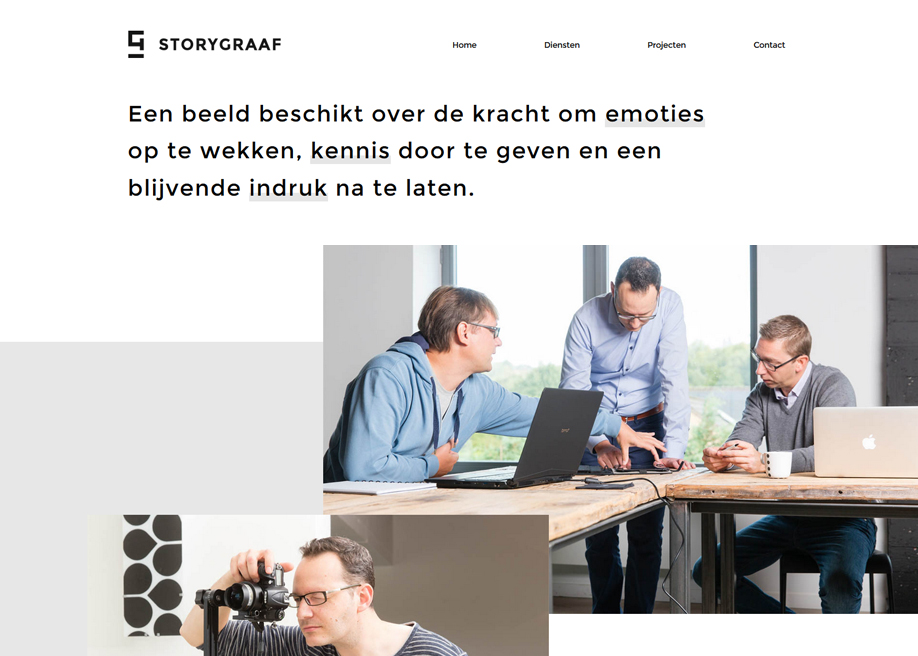Storygraaf