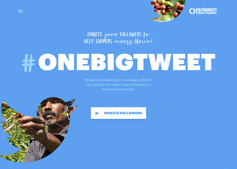 #OneBigTweet
