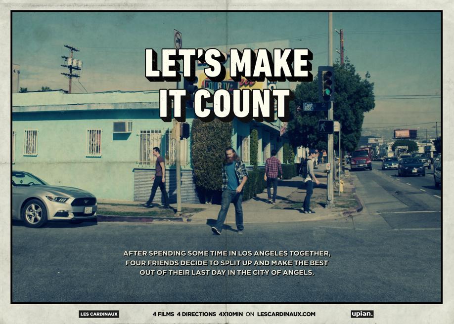 Let's Make it Count
