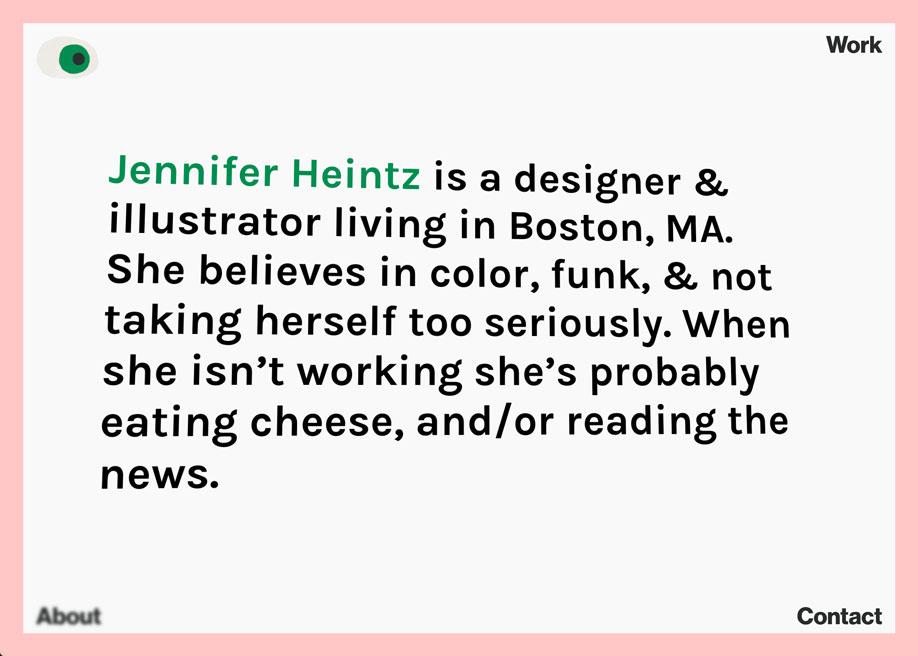 Jennifer Heintz – Portfolio