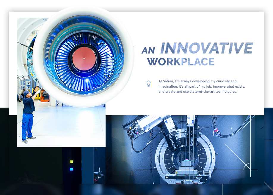 OnePage Safran: join the teams