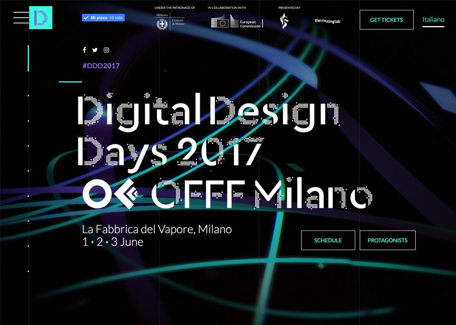 Digital Design Days 2017