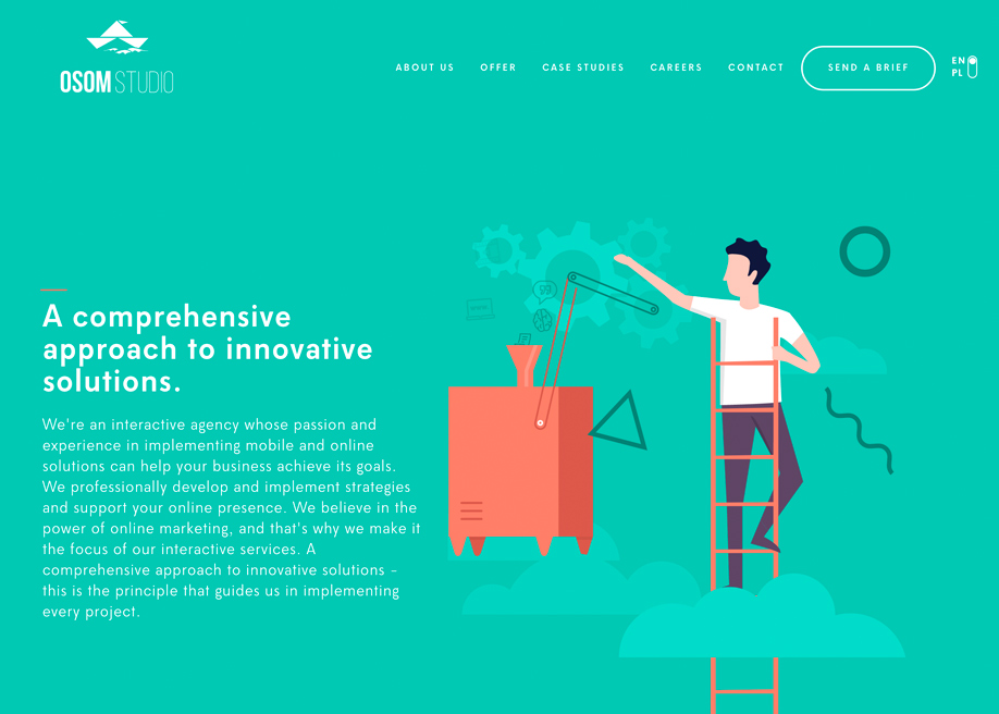 OSOM STUDIO Interactive Agency