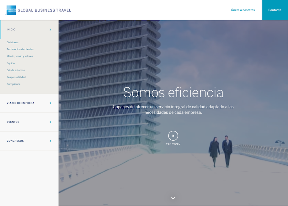 American Express GBT Spain