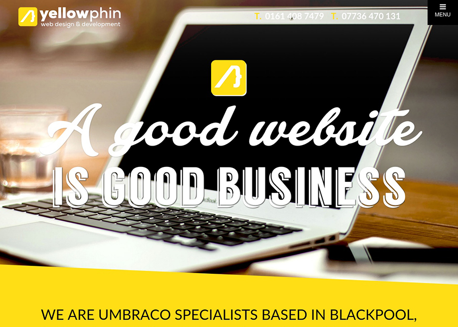Yellowphin Web Design