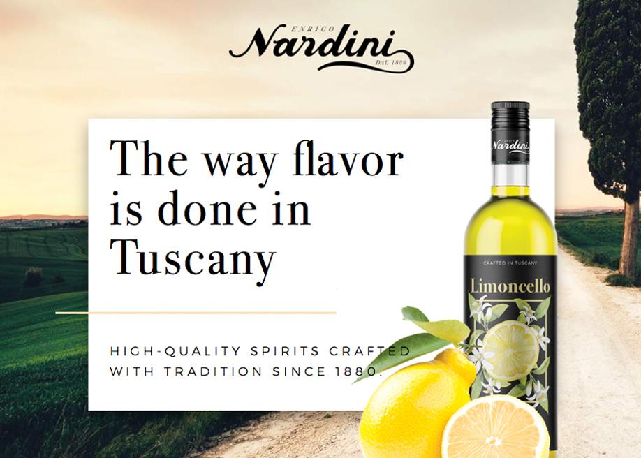 Enrico Nardini Liquors