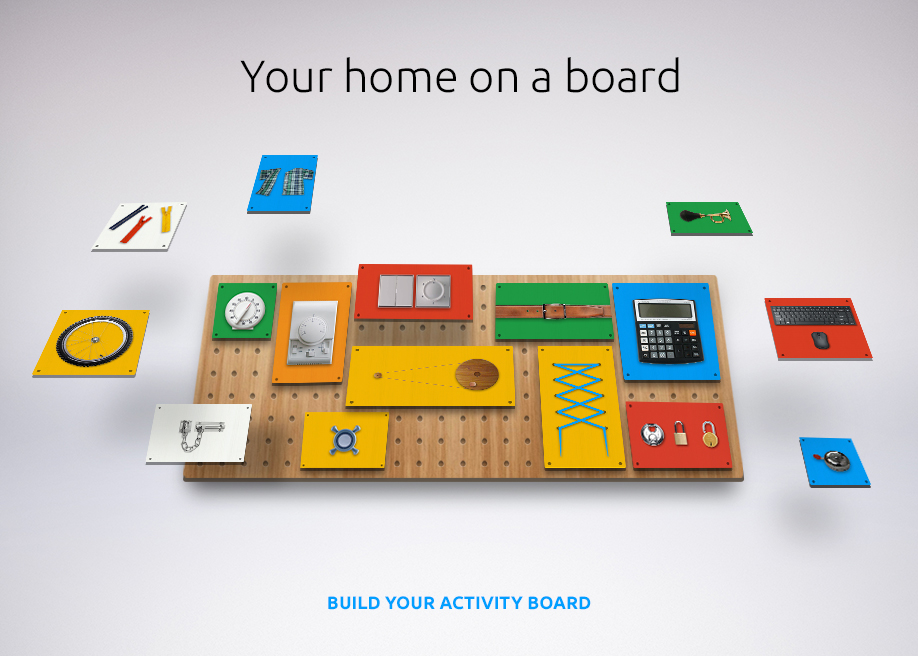 Build & Buy Activity Boards