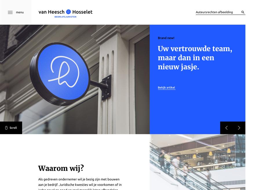"""Attēlu rezultāti vaicājumam """"van Heesch & Hosselet awwards.com"""""""