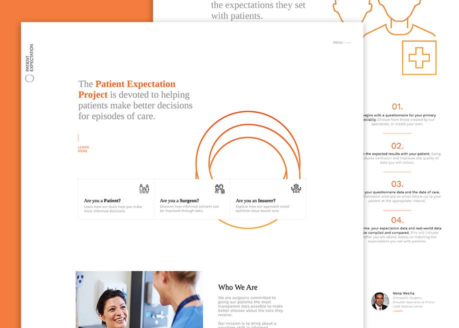 """Attēlu rezultāti vaicājumam """"Patient Expectation awwards.com"""""""