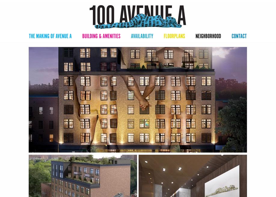 100 Avenue A