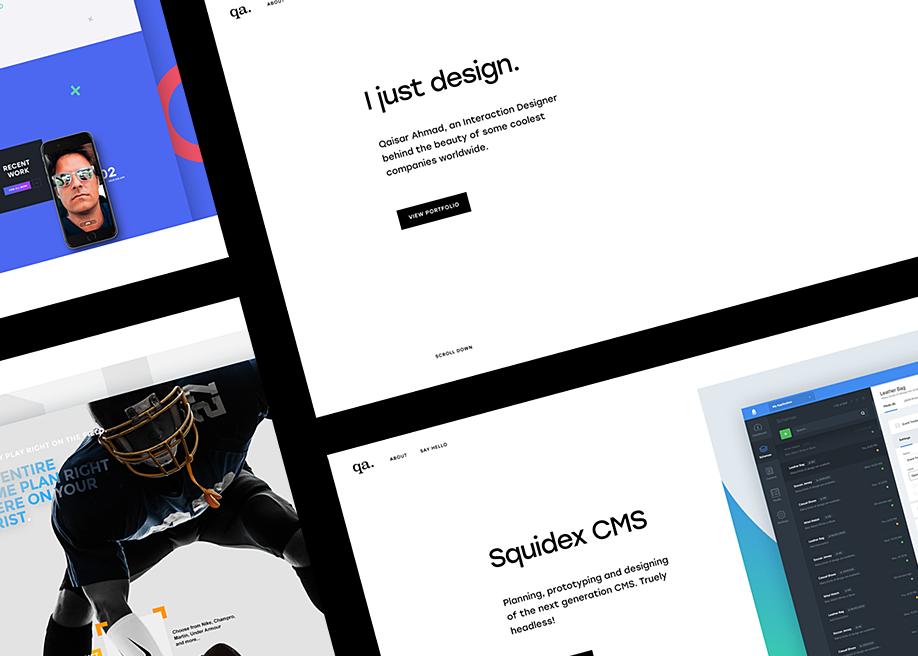 QA - Design Portfolio