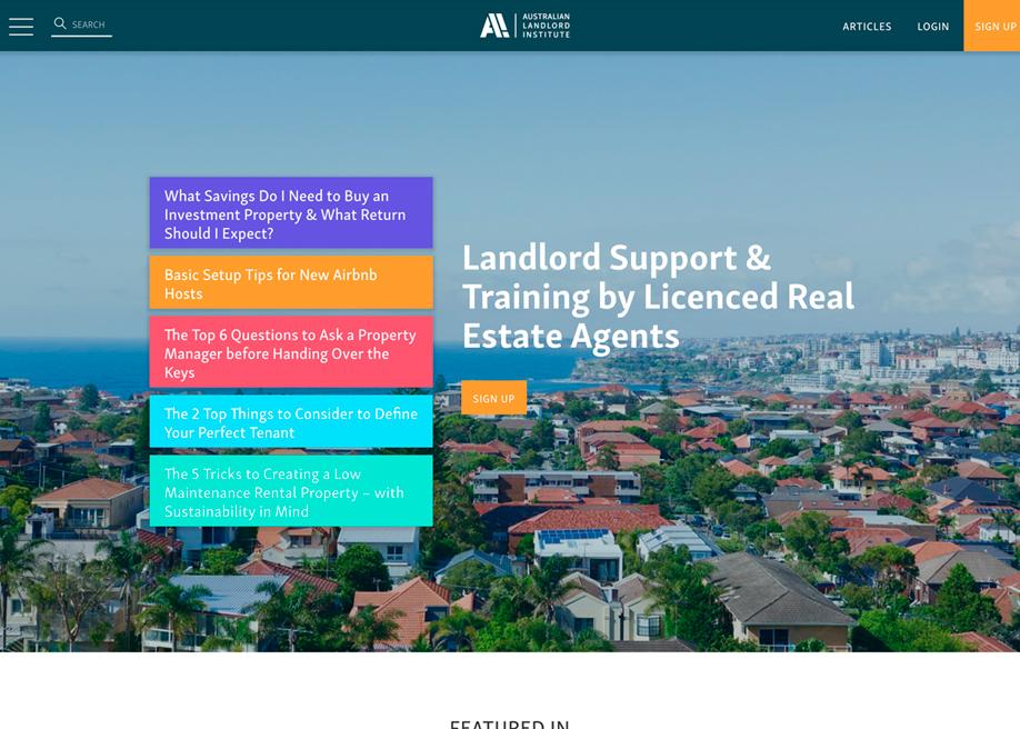 Australian Landlord Institute
