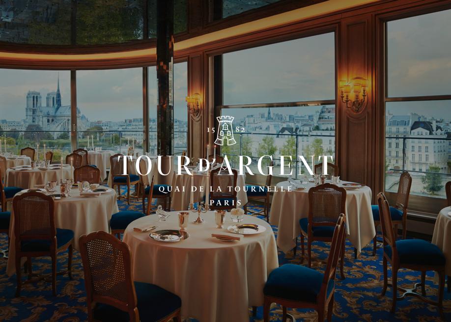 Menu Restaurant La Tour D Argent
