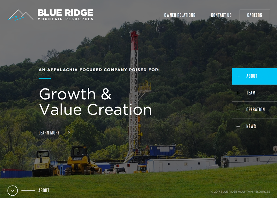 Blue Ridge Mountain Resources