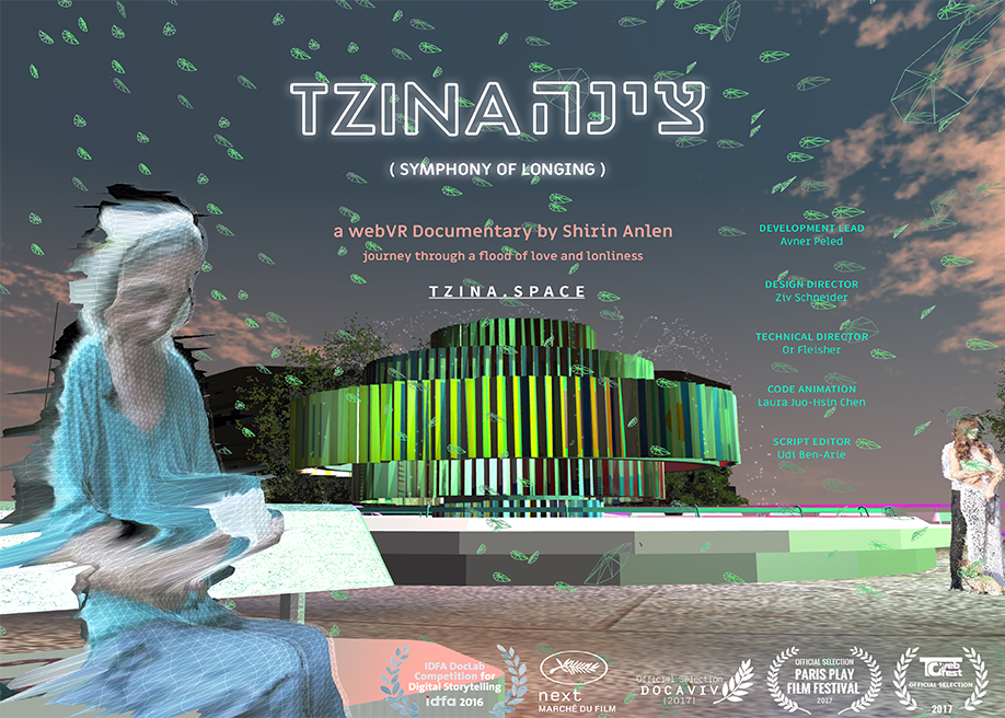 Tzina: symphony of longing