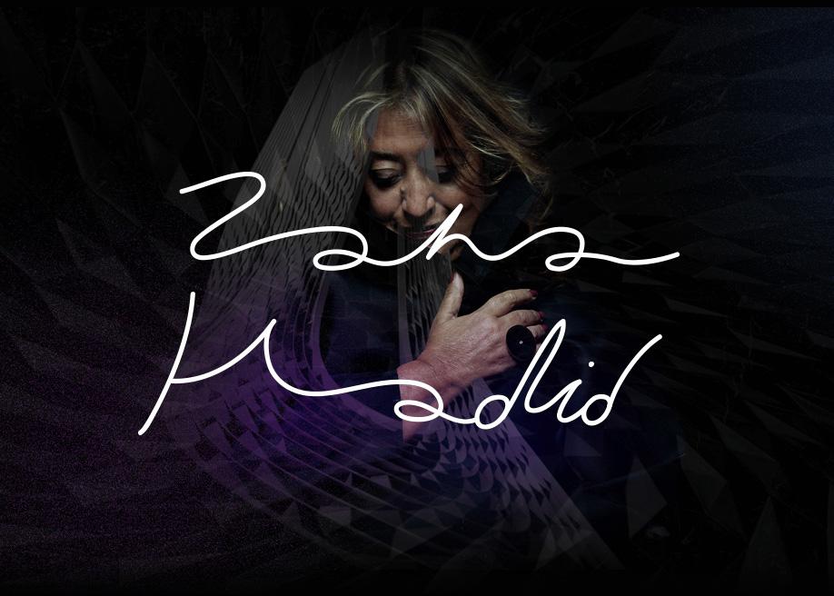 Zaha Hadid - inspiration