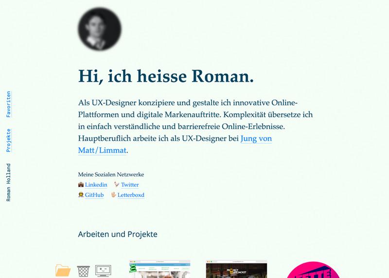 Meine heiße Buchwebsite