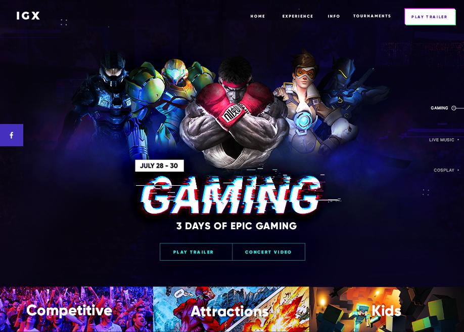 IGX International Gaming Expo