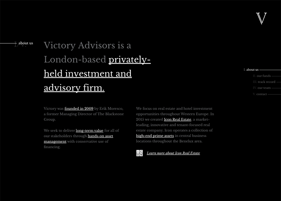 Victory Advisors