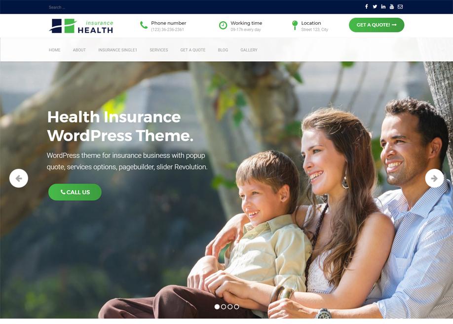 Health Insurance Theme