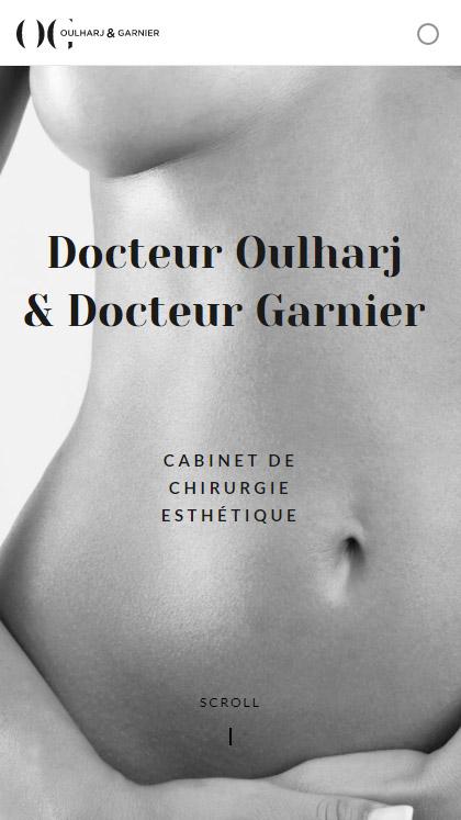 Cabinet Oulharj Garnier