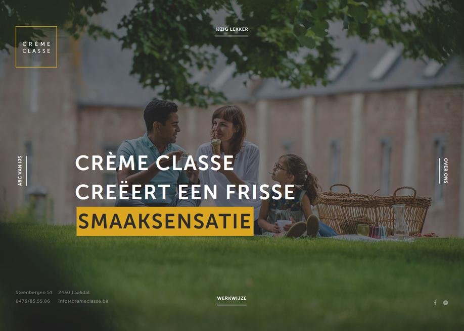 Crème Classe