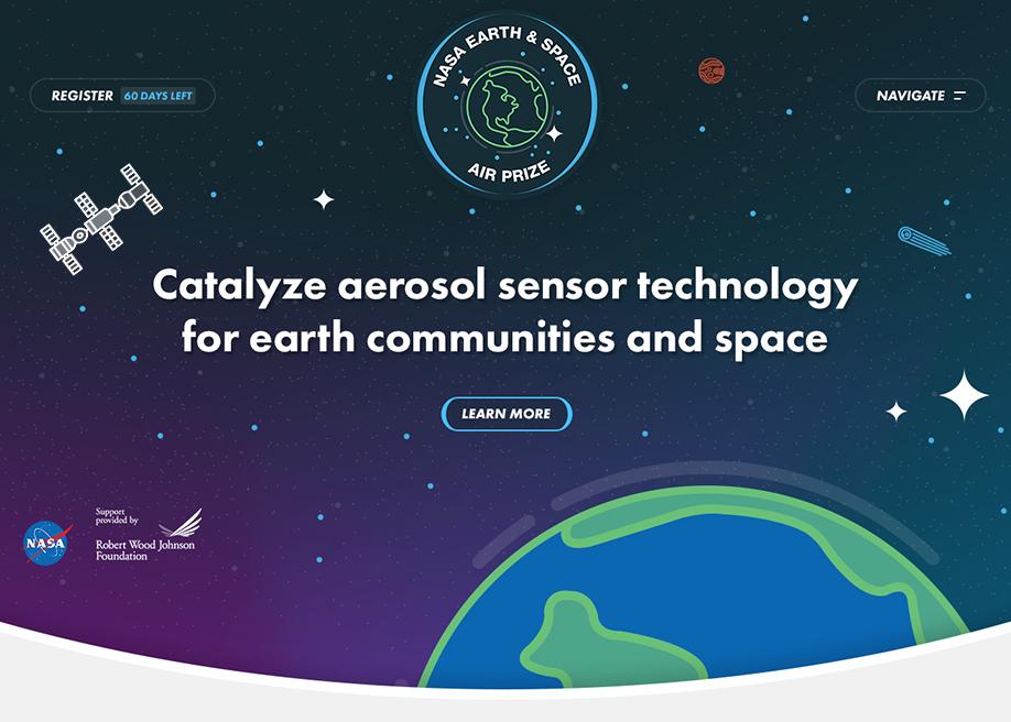 NASA Earth & Space Air Prize