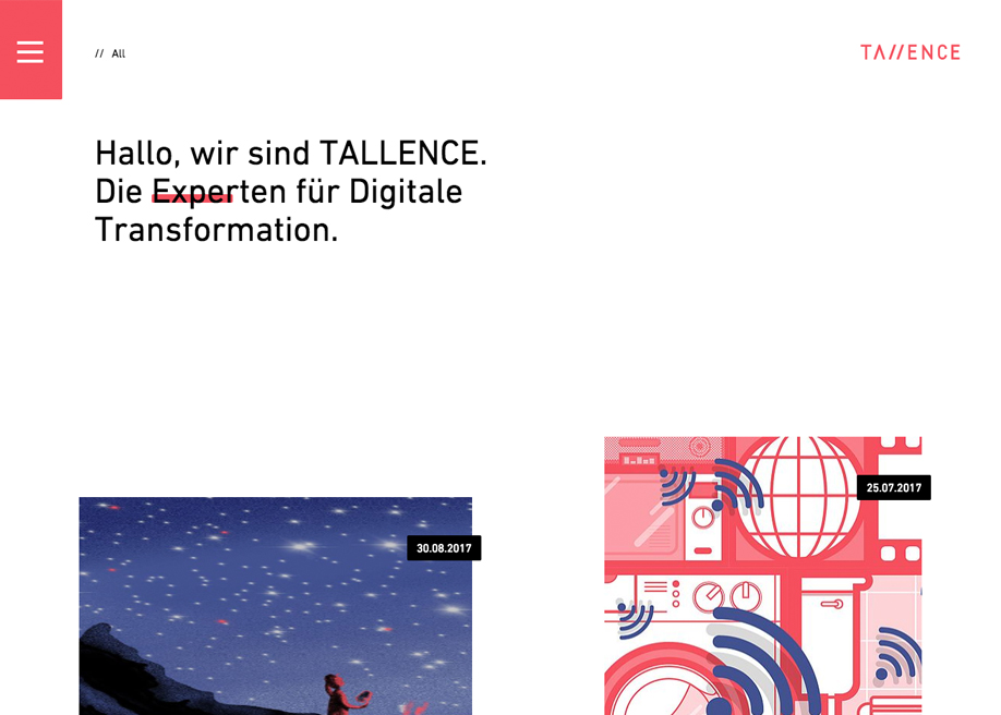 tallence.com