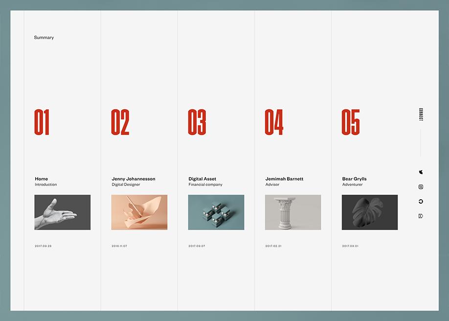 Aristide Benoist – Portfolio - Awwwards SOTD