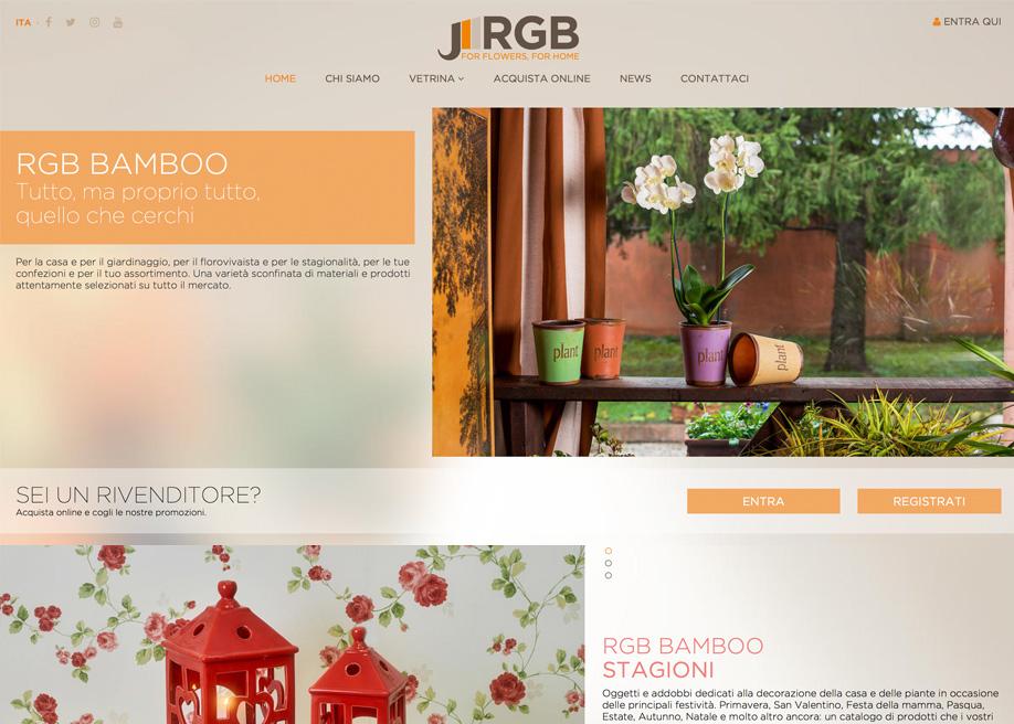 The Garden reign E-Commerce