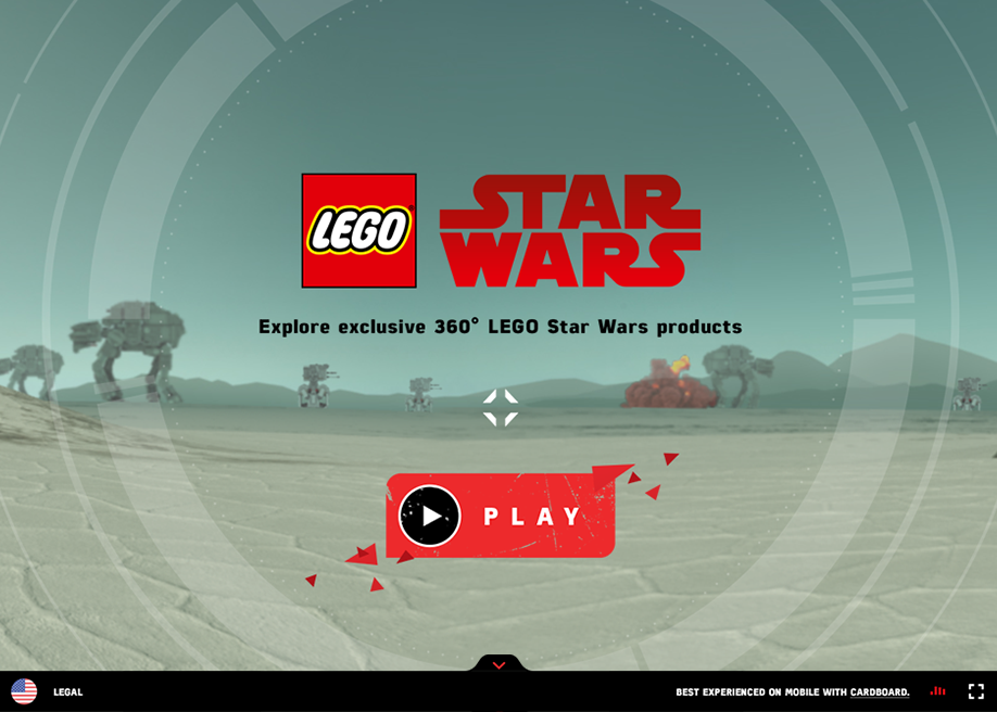 """The Last Jedi"" 360 Experience"