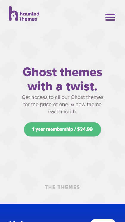 Haunted Themes