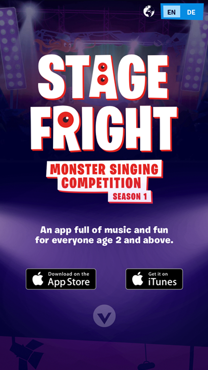 Stage Fright - Mobile Report