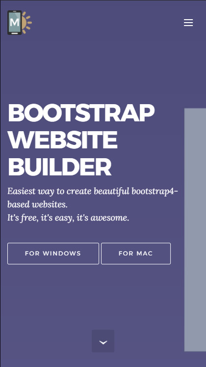Free Bootstrap Builder