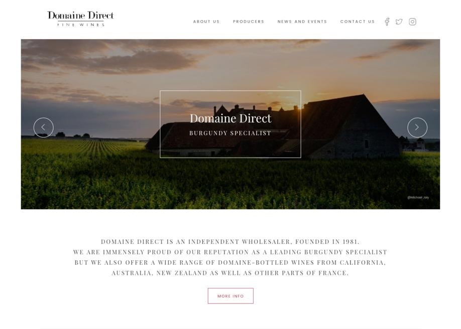 Domaine Direct