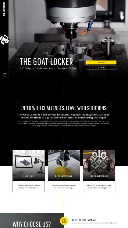 The Goat Locker